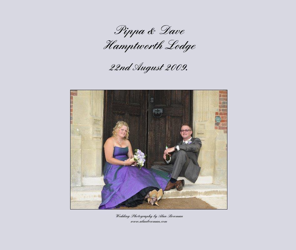 View Pippa & Dave Hamptworth Lodge by Wedding Photography by Alan Bowman www.alanbowman.com