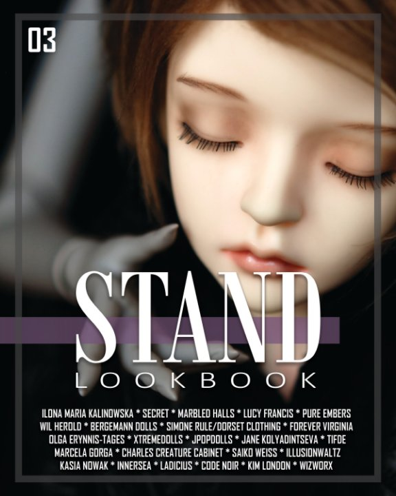 View STAND Lookbook - Volume 3 - BJD COVER by STAND