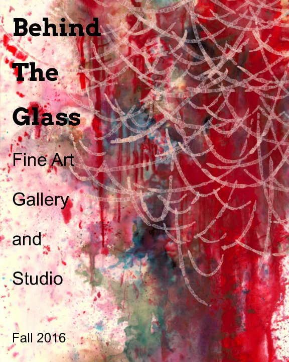 View Behind The Glass Fine Art Gallery by Natalie Roseman