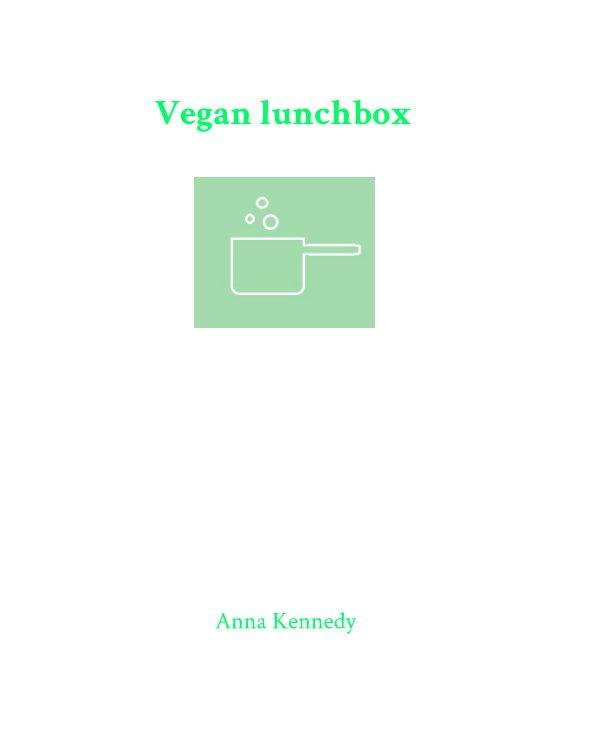 View Vegan lunchbox by Anna Kennedy