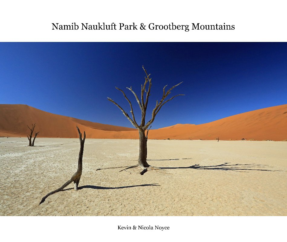 View Namib Naukluft Park & Grootberg Mountains by Kevin & Nicola Noyce