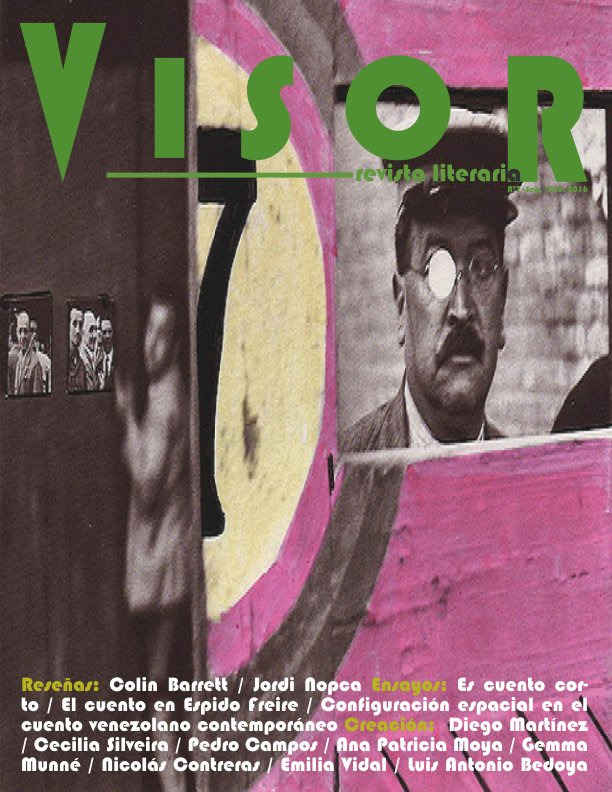 Ver Revista Literaria Visor - nº 7 por Revista Literaria Visor