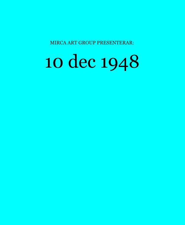 View Mirca Art Group: 10 dec 1948 by Stefan Tunedal