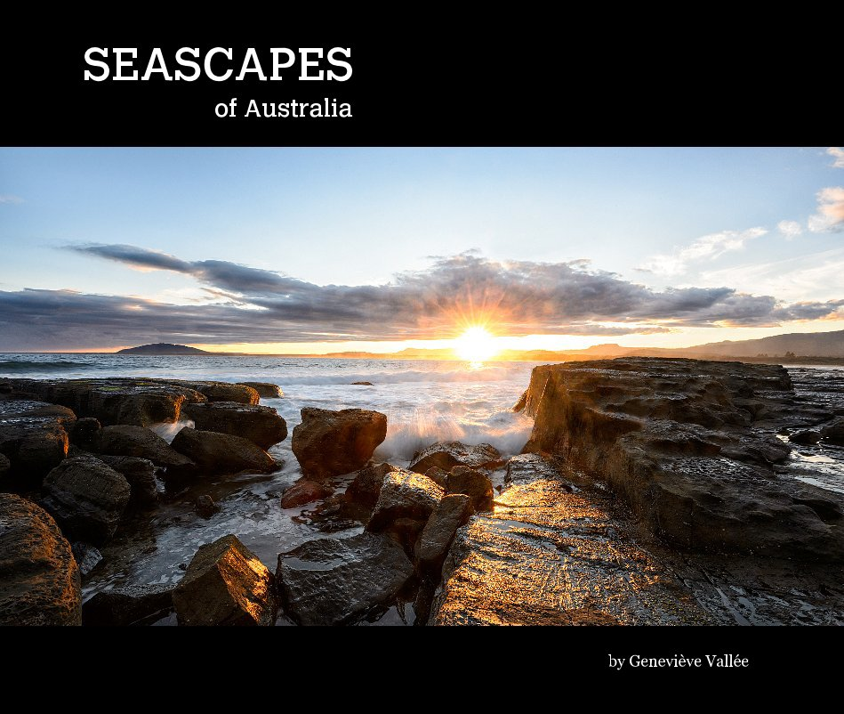 View SEASCAPES of Australia by Geneviève Vallée