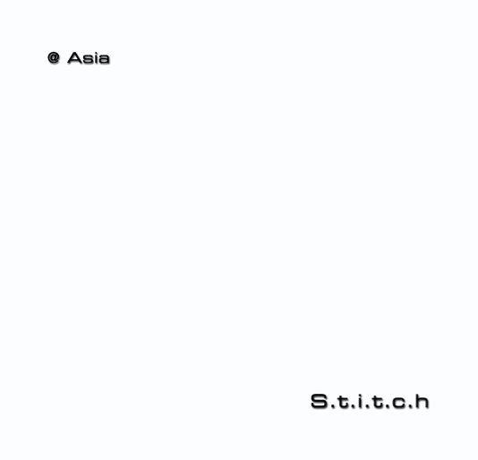 View @Asia - Stitch by P.G. Hoffstaetter