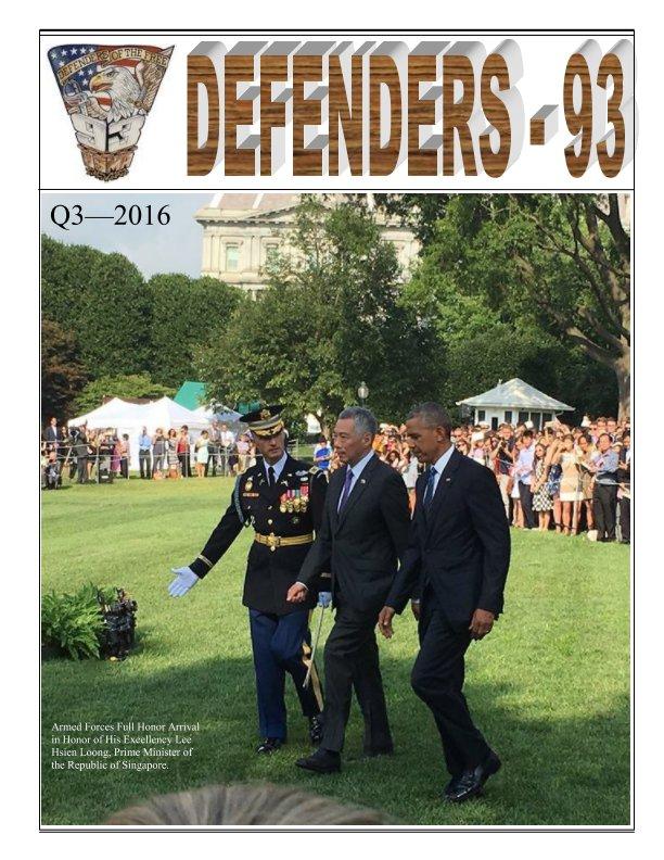 View Defenders Q3 2016 v2 by George Hegedus
