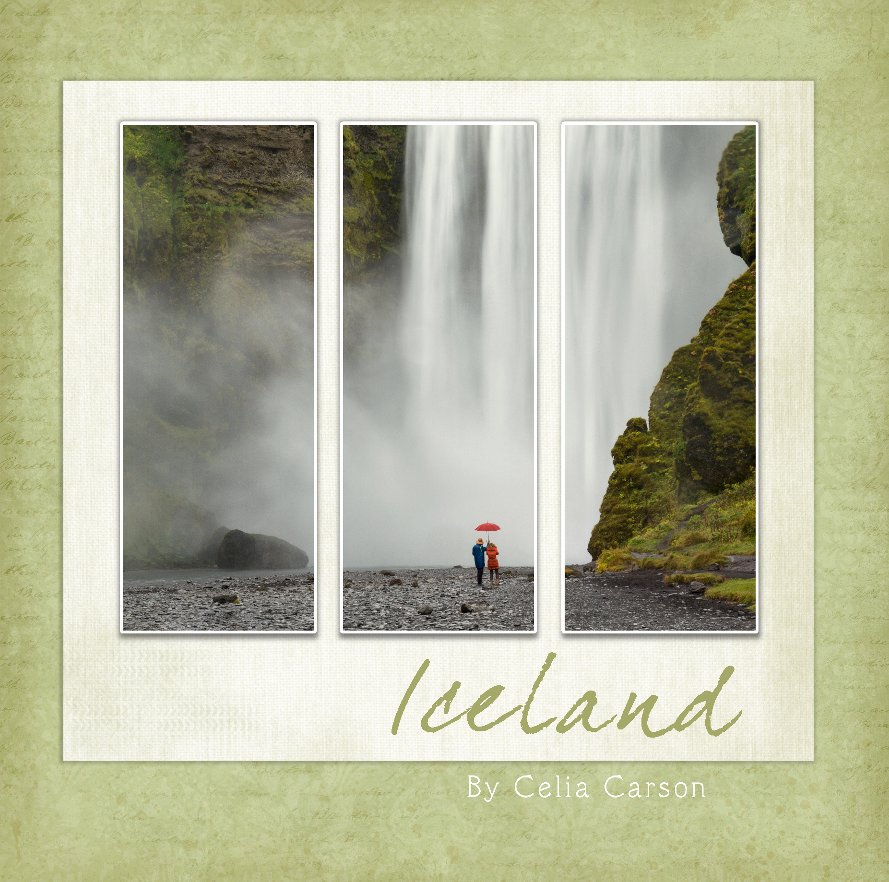 View Iceland by Celia Carson