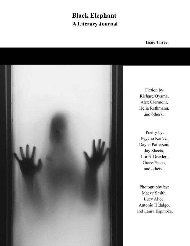 View Issue Three by Editor/Claudine Cain, Multiple Contributors