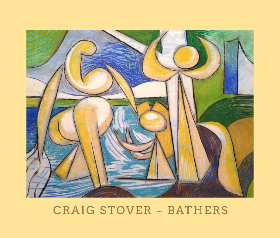 View Craig Stover ~ Bathers - Hardcover Expanded Version by Craig Stover