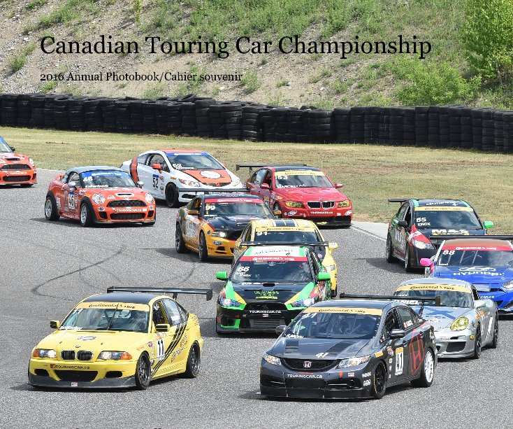 View Canadian Touring Car Championship by CTCC