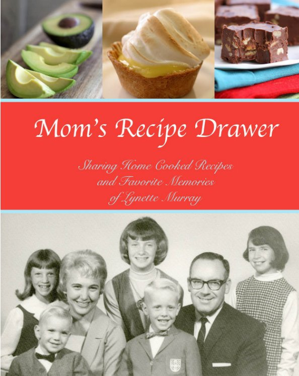 View Mom's Recipe Drawer by Dianne Rodgriguez