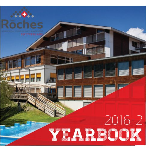 View Yearbook 2016.2 by LRB Student Services