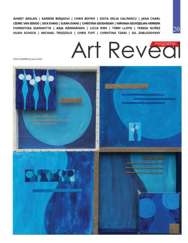 View Art Reveal Magazine #20 by Anne Grahm, Tero Koskinen