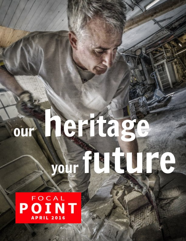 View Our Heritage - Your Future by Janey Devine FRPS