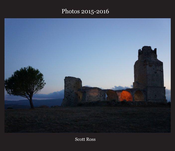 View PHOTOS 2015-16 by Scott Ross