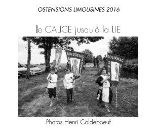 Le Calice jusqu'à la Lie - Livres d'art et de photographie livre photo