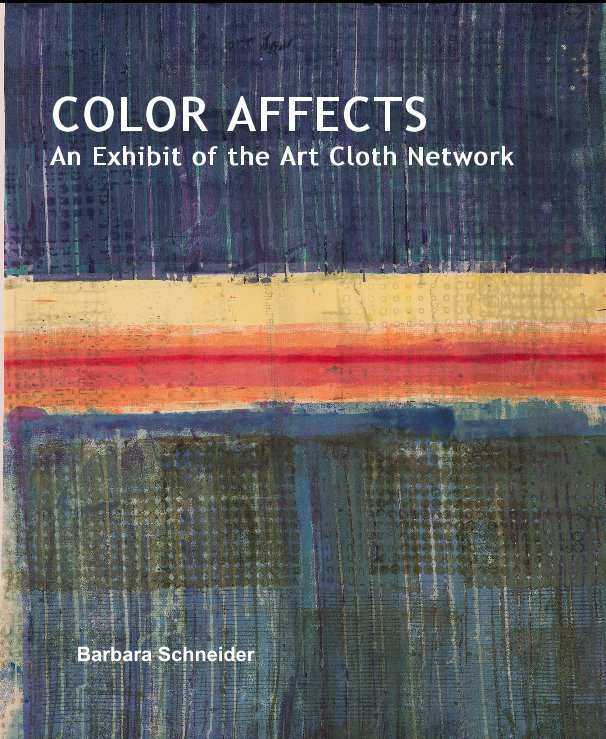 View COLOR AFFECTS by Barbara Schneider