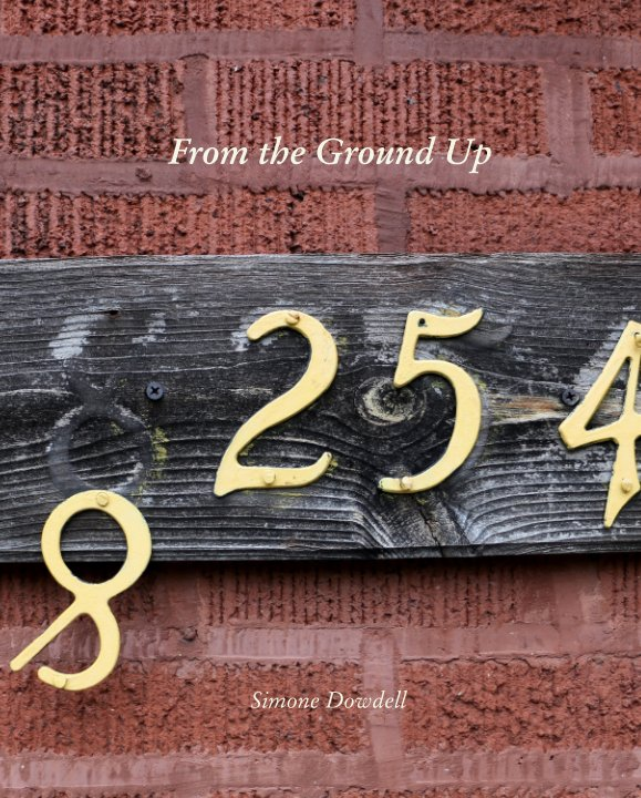 View From the Ground Up by Simone Dowdell