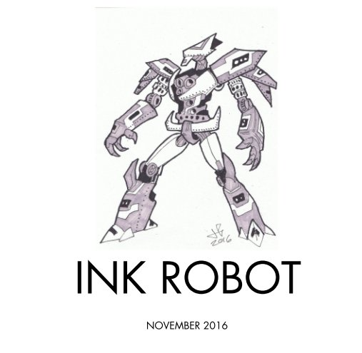 View INK ROBOT by Jonathan Barker