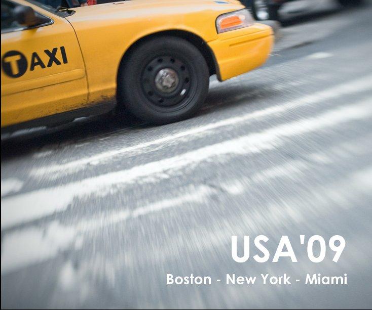 View USA'09 Boston - New York - Miami by por Jorge Estévez García