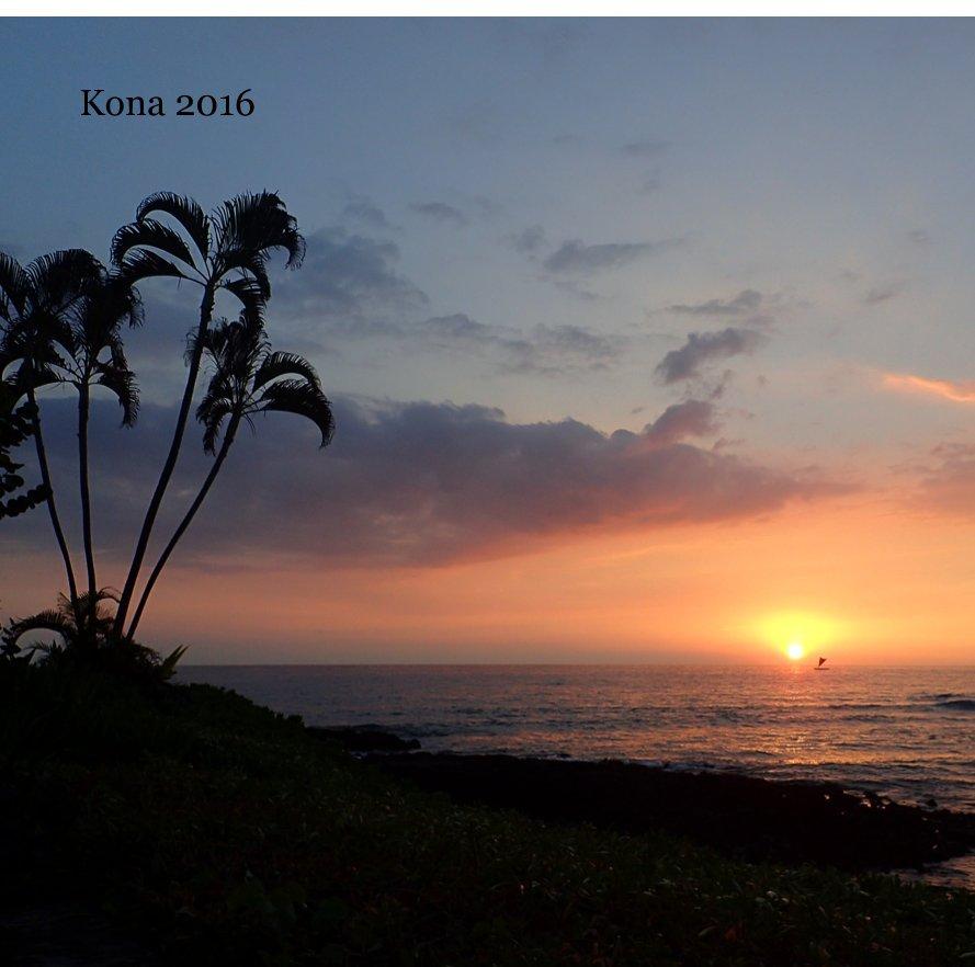 View Kona 2016 by Jan Hannaford