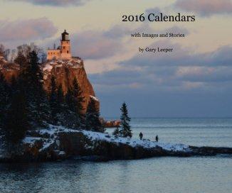 2016 Calendars - photo book