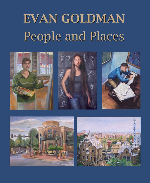 View PEOPLE AND PLACES by Evan Goldman