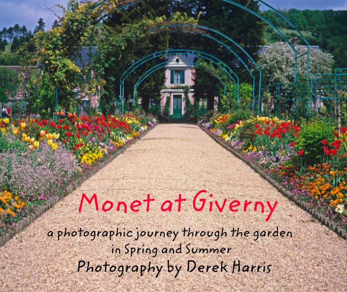 View Monet at Giverny by Derek Harris