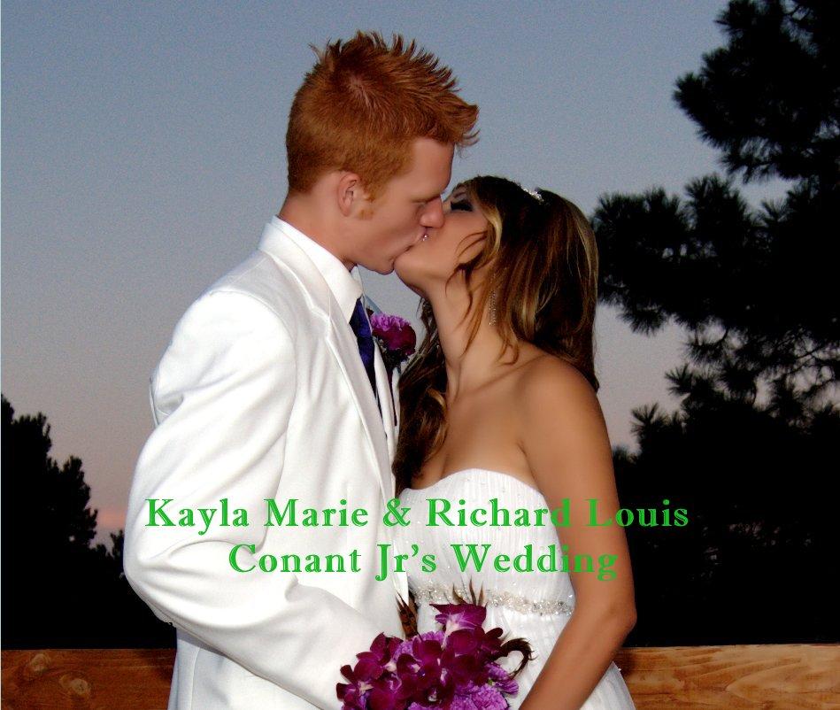 View Kayla Marie & Richard Louis Conant Jr's Wedding by John Drum