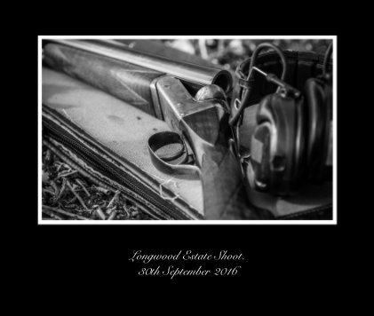 Longwood estate shoot 30th September 2016 - Arts & Photography Books photo book
