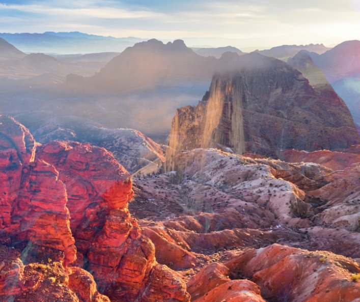 View National Parks: The Best by Kyle Hanson