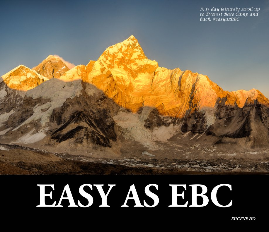 View Easy as EBC by Eugene Ho