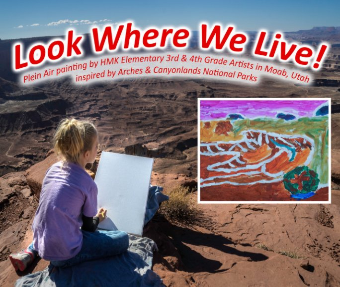 View Look Where We Live!  Vol.4 by Bruce Hucko