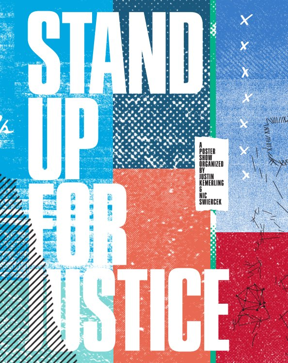 View Stand Up For Justice by Justin Kemerling