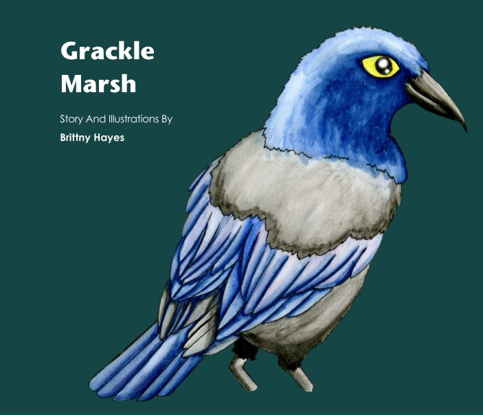 View Grackle Marsh by Brittny Hayes