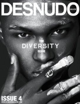 Desnudo Magazine: Issue 4 Cover by Anthony Meyer - Fine Art Photography economy magazine