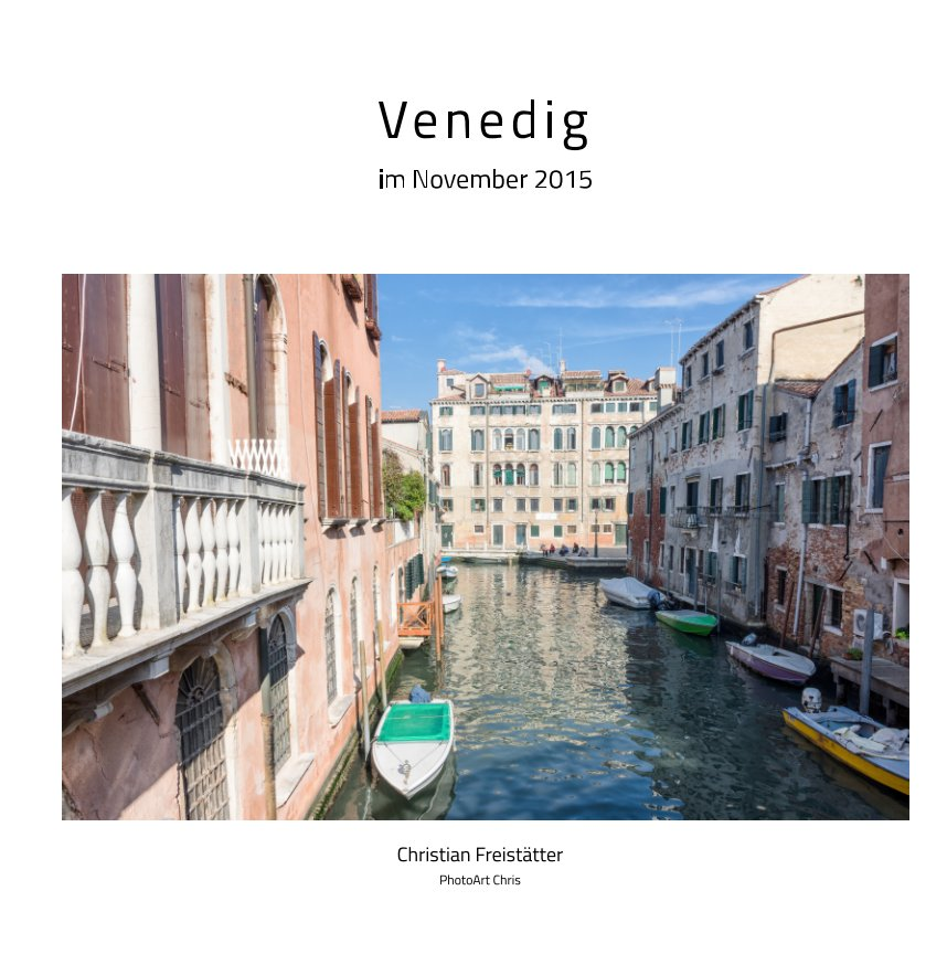 Venedig nach Christian Freistätter anzeigen