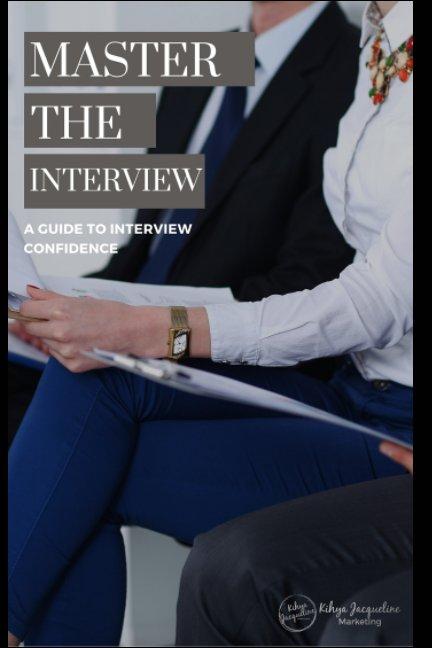 Bekijk Master the Interview op Kihya Beitz