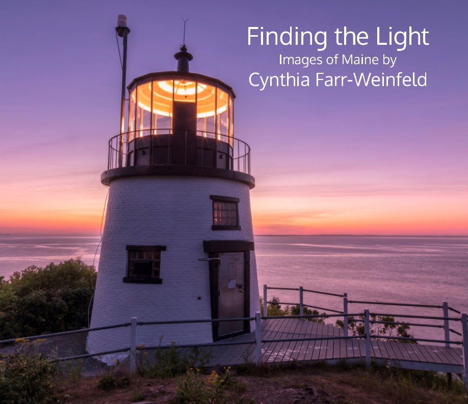 View Finding the Light by Cynthia Farr-Weinfeld