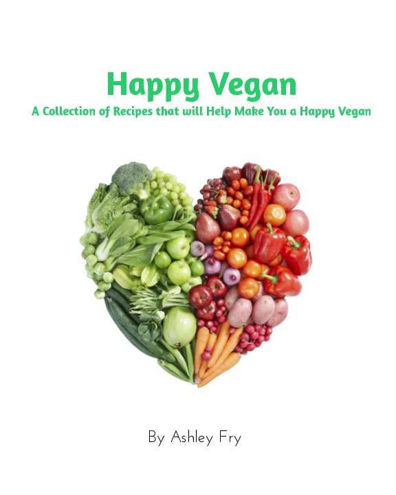 View Happy Vegan by Ashley Fry
