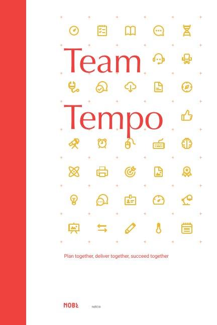 View Team Tempo by NOBL Collective