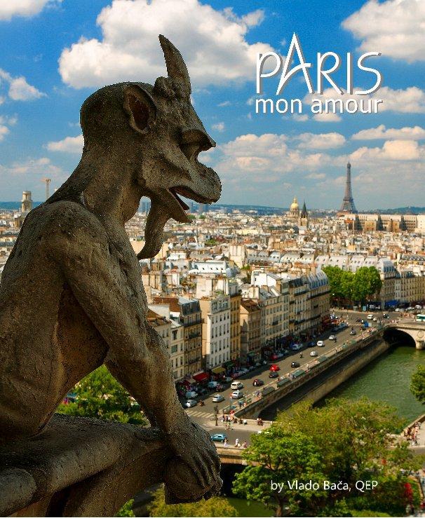 View Paris mon amour by Vlado Baca