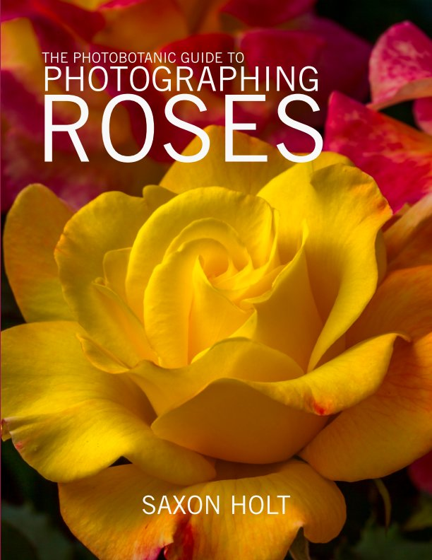 View The PhotoBotanic Guide to Photographing Roses by Saxon Holt