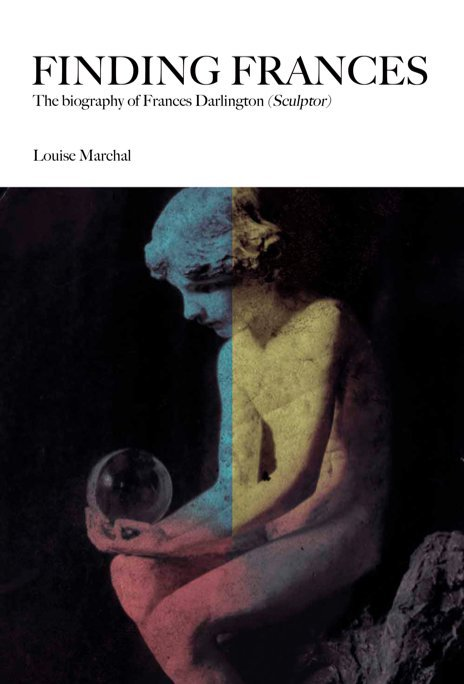 View Finding Frances (black & white, paperback edition) by Louise Marchal