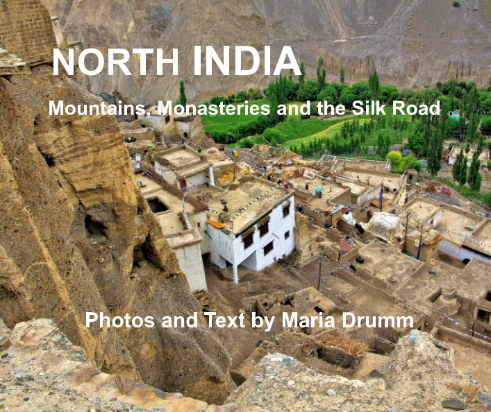 View North India by Maria Drumm