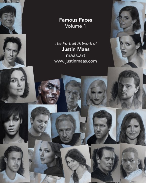 View Famous Faces Vol 1 by Justin Maas
