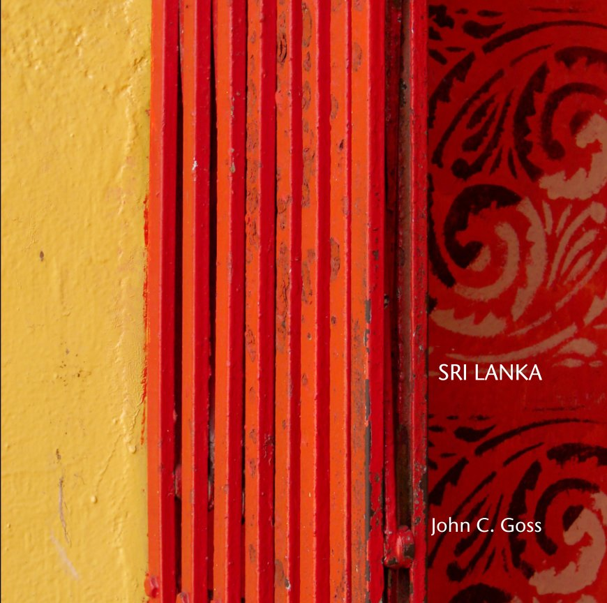 View SRI LANKA by John C. Goss