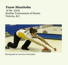 Team Manitoba at Victoria - Sports & Adventure photo book