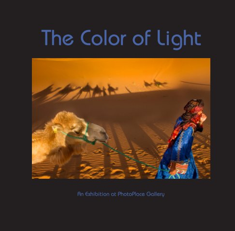 View Color of Light, Softcover by PhotoPlace Gallery