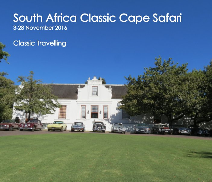 View South Africa Classic Cape Safari by Classic Travelling